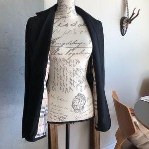 Burberry London Wool Blazer